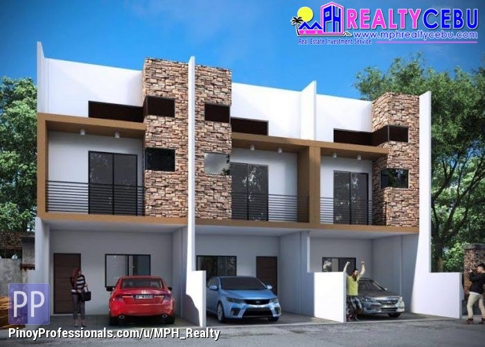 House for Sale - 4 BEDROOM HOUSE IN HOMEDALE RES PUNTA PRINCESA CEBU CITY