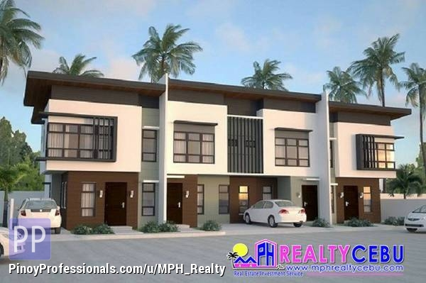 House for Sale - 3BR TOWNHOUSE FOR SALE IN CRESCENT VILLE MANDAUE CEBU