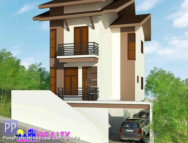 House for Sale - RUBY MODEL 4BR HOUSE FOR SALE IN SERENIS SUBD LILOAN CEBU