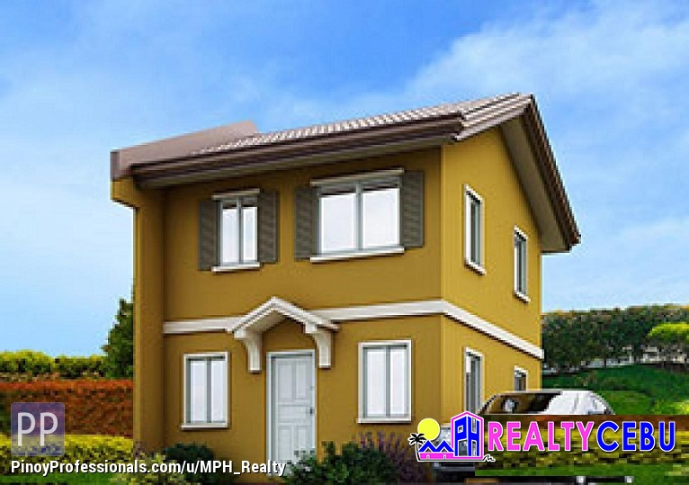House for Sale - 66m² 3BR HOUSE IN CAMELLA RIVERFRONT TALAMBAN CEBU CITY