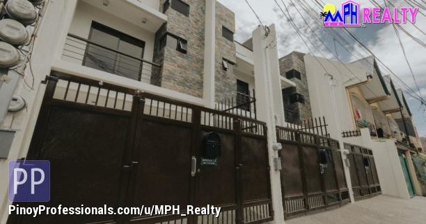 House for Sale - 117sqm 4BR HOUSE IN HOMEDALE RES PUNTA PRINCESA CEBU CITY