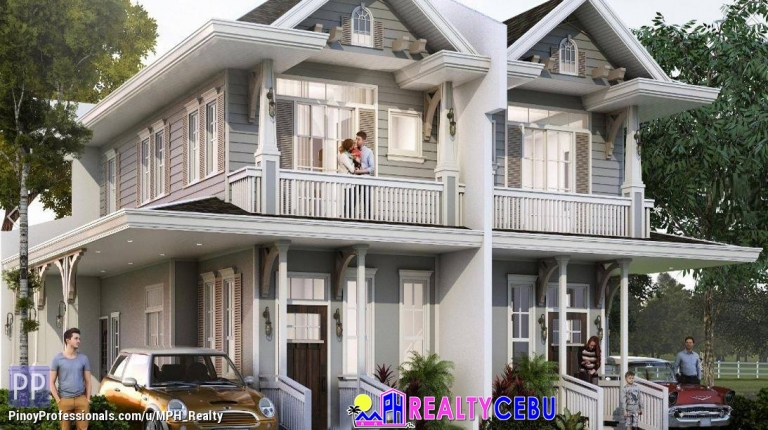 House for Sale - QUINCY - 4BR HOUSE IN ESTELLE WOODS RES. TALAMBAN CEBU CITY