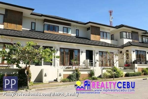 House for Sale - 166sqm 3BR TOWNHOUSE DOWNHILL MID UNIT PRISTINA NORTH CEBU CITY