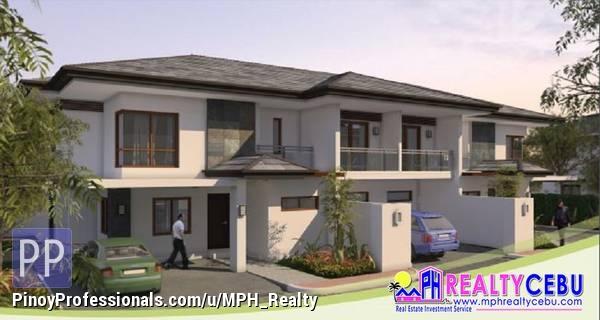 House for Sale - 166sqm 3BR TOWNHOUSE FLAT END UNIT PRISTINA NORTH CEBU CITY