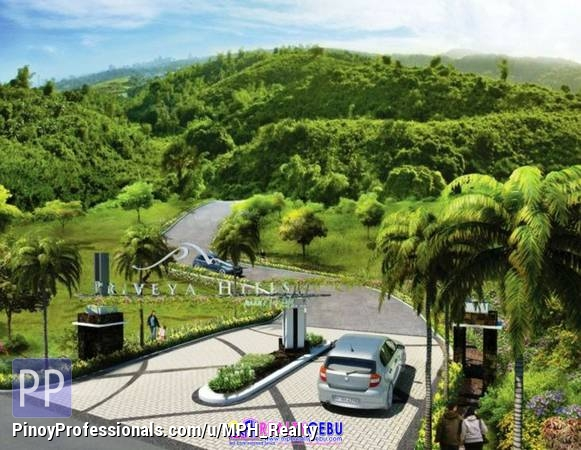 Land for Sale - 440sqm RESIDENTIAL LOT FOR SALE IN PRIVEYA HILLS CEBU CITY