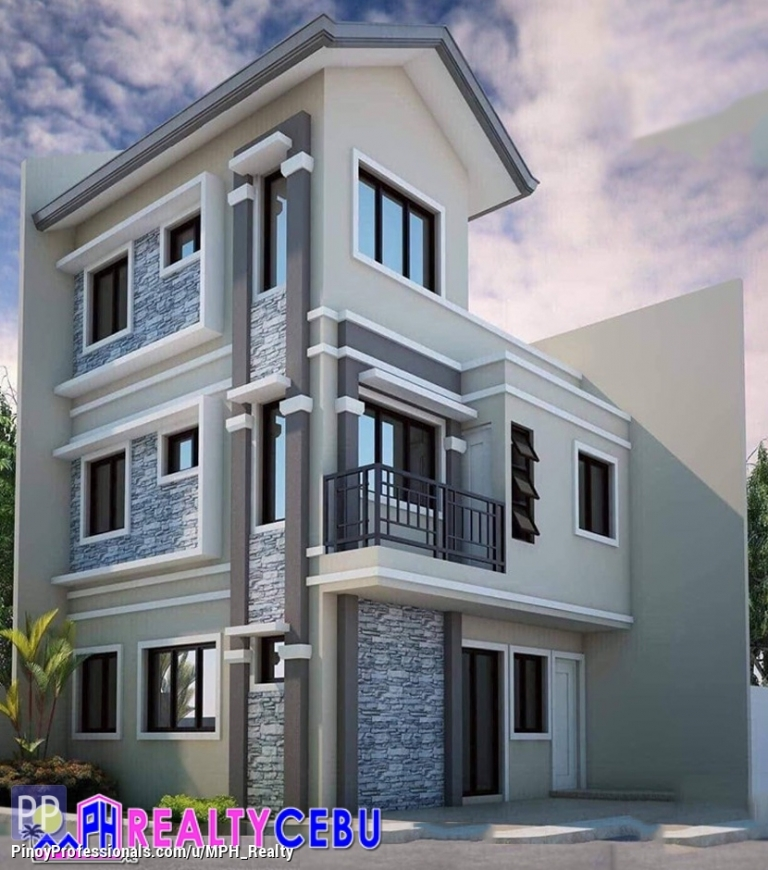 House for Sale - 135m² 4 BR DUPLEX A HOUSE FOR SALE IN URBAN BLOCK CEBU CITY