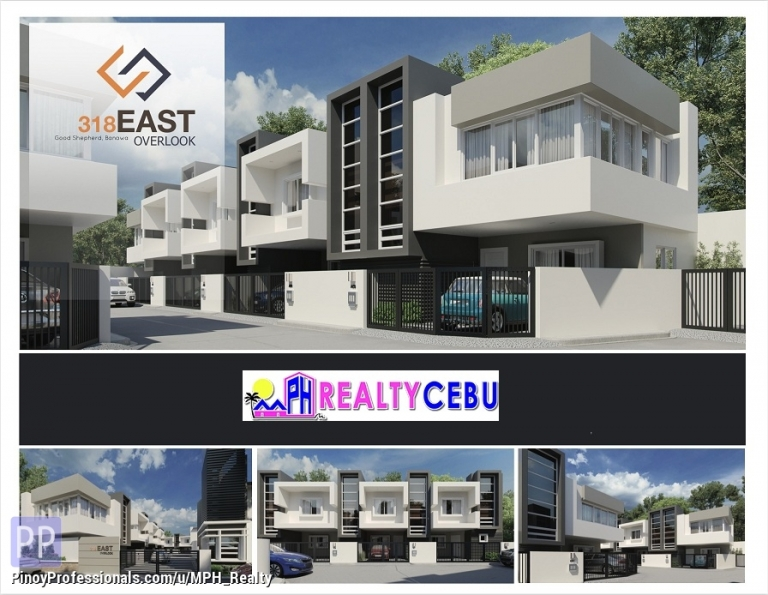 House for Sale - UNIT A04 4BR HOUSE IN 318 EAST OVERLOOK BANAWA CEBU CITY