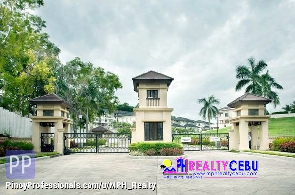 House for Sale - 4BR INNER CRESCENT END UNIT TH - PRISTINA NORTH TALAMBAN CEBU CITY