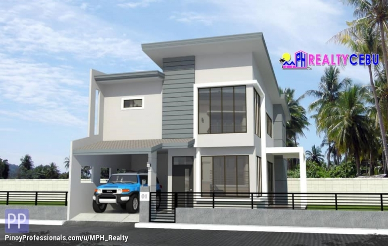 House for Sale - UNIT 2 4BR HABAGAT MODEL HOUSE AND LOT IN 800 MARIBAGO LAPU-LAPU