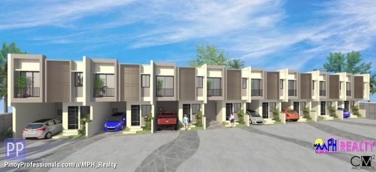 House for Sale - UNIT-14 3BR TOWNHOUSE IN TURNBERRY PLACE LAPU-LAPU CEBU