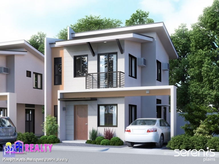 House for Sale - UNIT 4 SINGLE ATTACHED HOUSE IN SERENIS PLAINS LILOAN CEBU