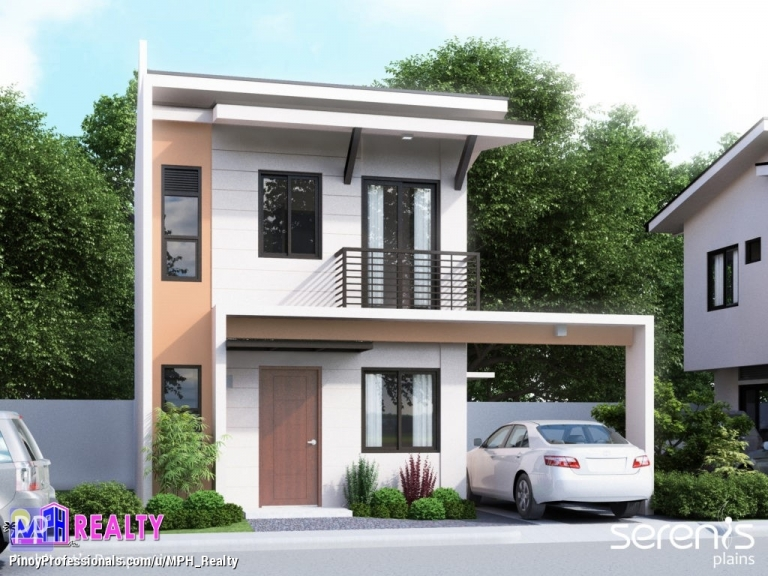 House for Sale - UNIT 7 SINGLE ATTACHED HOUSE IN SERENIS PLAINS LILOAN CEBU
