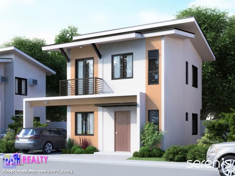 House for Sale - UNIT 9 SINGLE DETACHED HOUSE FOR SALE IN SERENIS PLAINS LILOAN