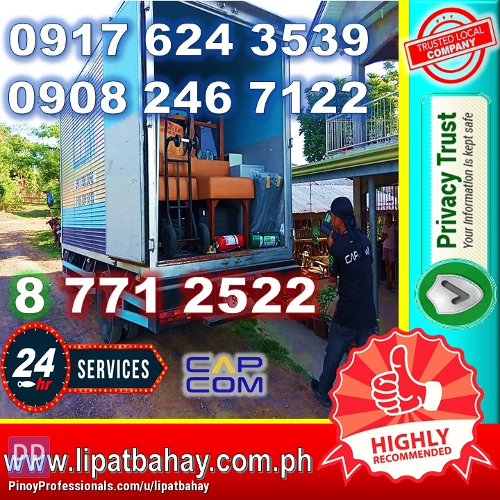 Moving Services - Movers