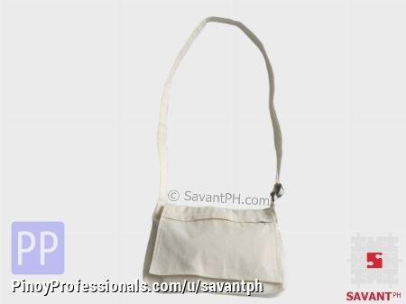 Everything Else - Canvas Messenger Bags Philippines – Plain & Custom Printed