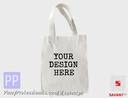 Everything Else - Promotional Canvas Shopping Bags Wholesale Philippines