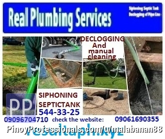 Construction Services - RAA Plumbing Services Makati city/025443325/09096704710