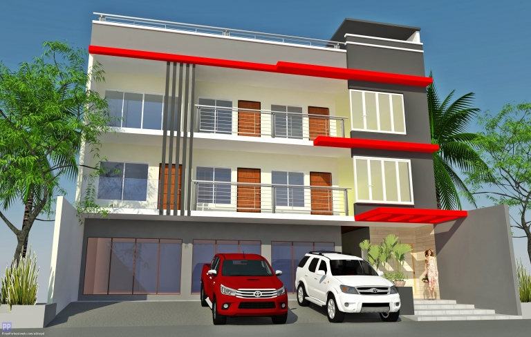 Apartment and Condo for Rent - New Apartment for Rent in Dasmarinas City- Scandinavian Decor