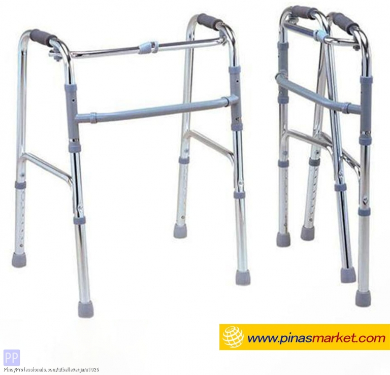 Health and Beauty - Adult Walker Adjustable Lightweight Foldable Taiwan