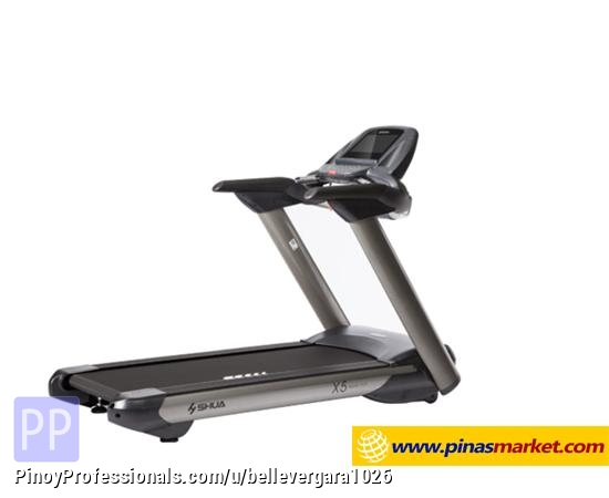 Sporting Goods - X5 Treadmill with WIFI