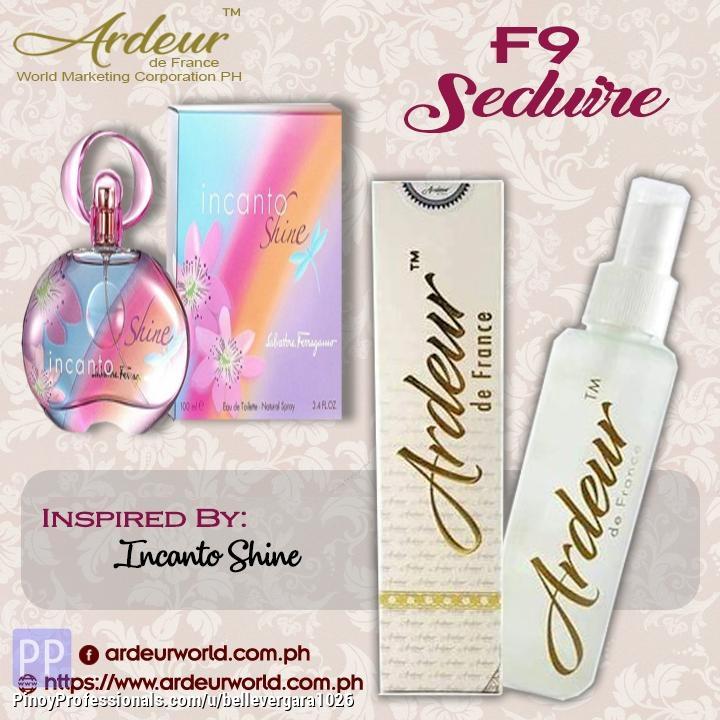 Health and Beauty - Ardeur de France F9 SEDUIRE