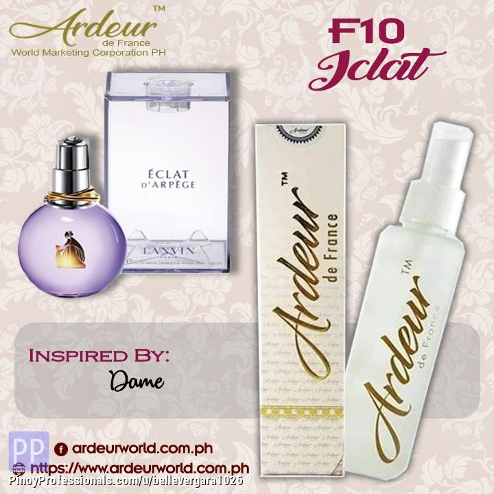 Health and Beauty - Ardeur de France F10 ECLAT