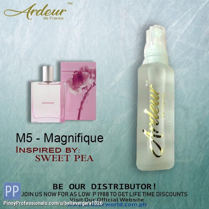 Health and Beauty - Ardeur de France M5 MAGNIFIQUE