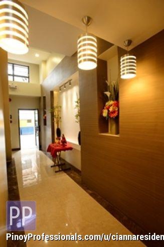 Room for Rent - Rooms for Rent in Cebu City, 22 sqm Studio Type Unit