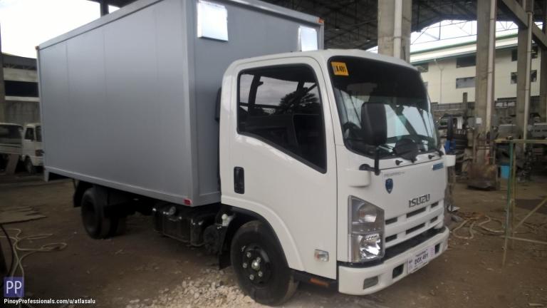 Automotive Services - fabrication fabricate aluminum van