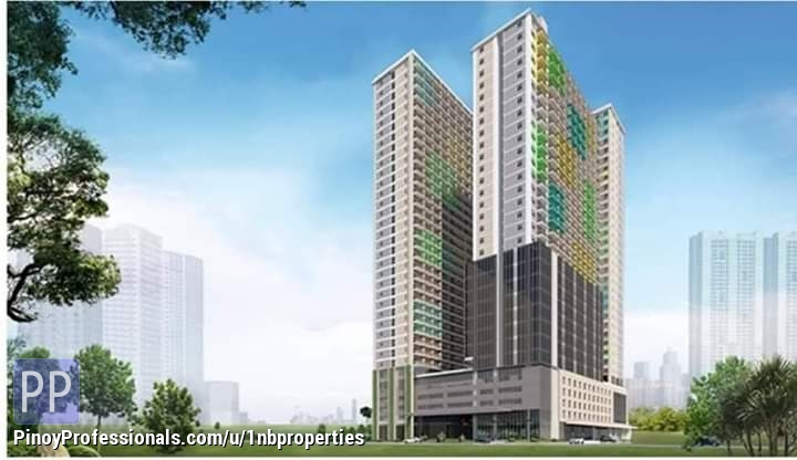 Apartment and Condo for Sale - Pasay Condo For Sale P20k/mo. Near Buendia