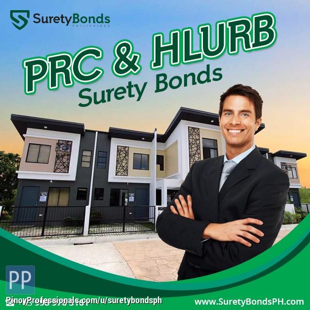 Realtors - PRC Surety Bond