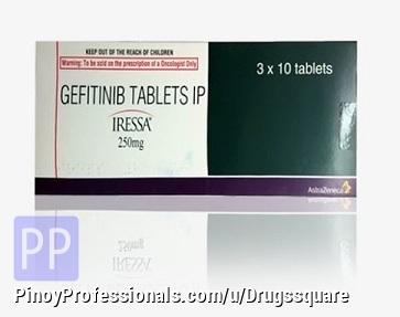 Health and Beauty - Iressa 250 Mg Gefitinib Tablet