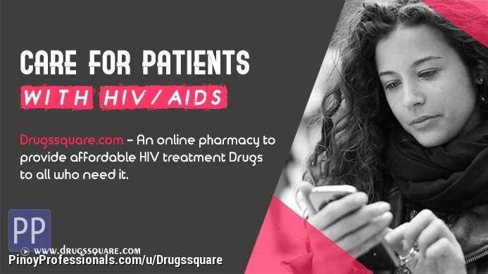 Health and Medical Services - Antiretroviral (ARV) Drugs Online for HIV Patients in Philippines