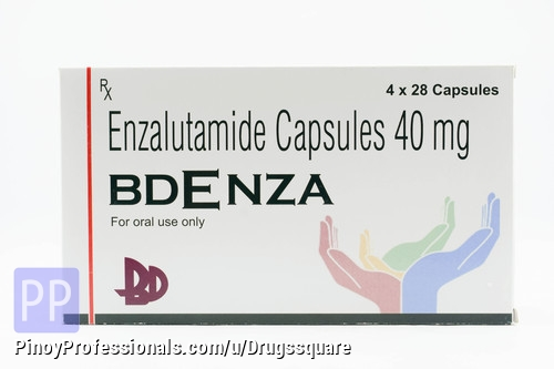 Health and Medical Services - Buy Bdenza Online | Enzalutamide 40 mg Capsule at Lowest Price in Philippines
