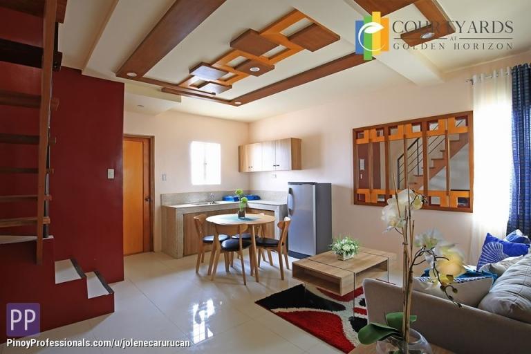 House for Rent - Golden Horizon - Elena Model
