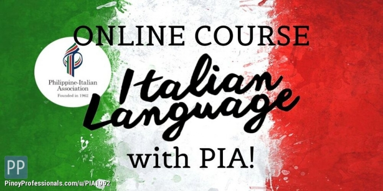 Education - Italian Online Course Beginners 1 (A1-A)