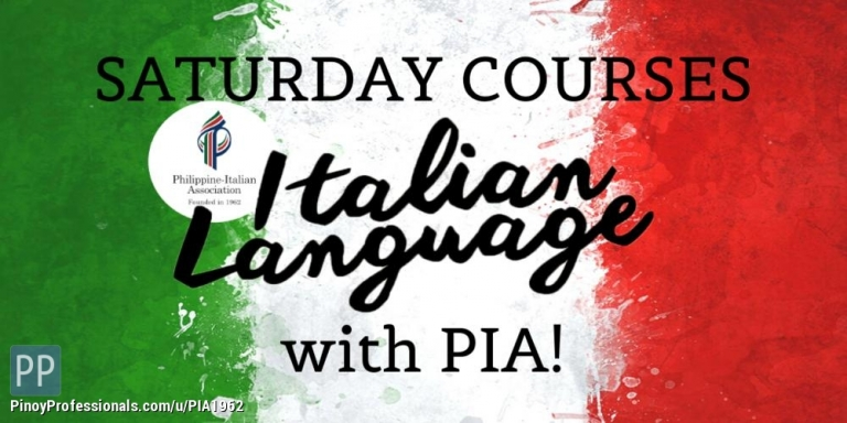 Education - Online Italian Language Course A1c
