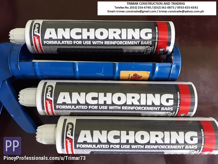 Business and Industrial - Pioneer Pro Anchoring Epoxy
