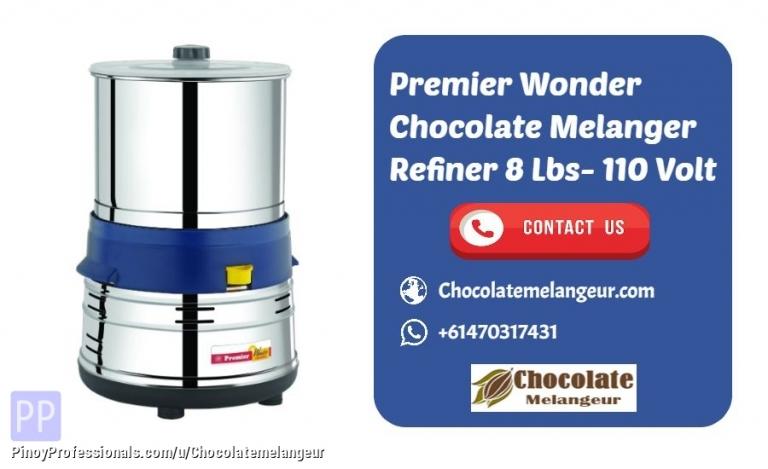 Electronics and Gadgets - Buy Premier Wonder Chocolate melanger Refiner machine Online USA|Philippines