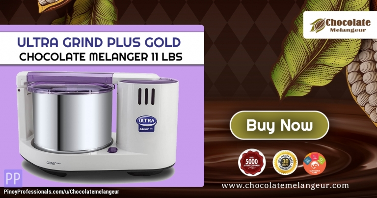Home and Garden - Shop Trendy Cocoa Grinder - Ultra Choco grind Chocolate Refiner