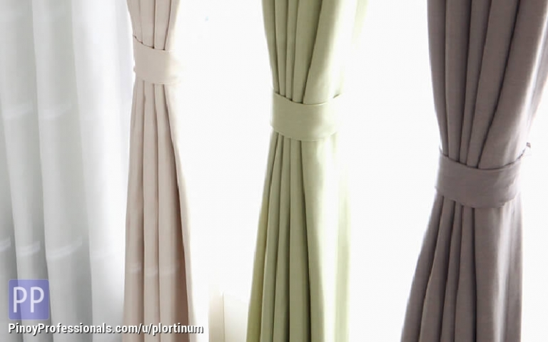 Business and Professional Services - Blackout Curtains | Blackout Curtains Philippines