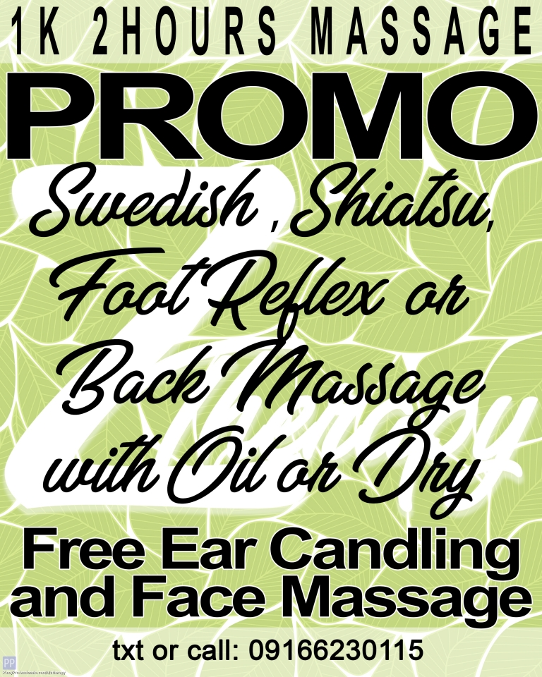 Health and Medical Services - On Call Professional Massage