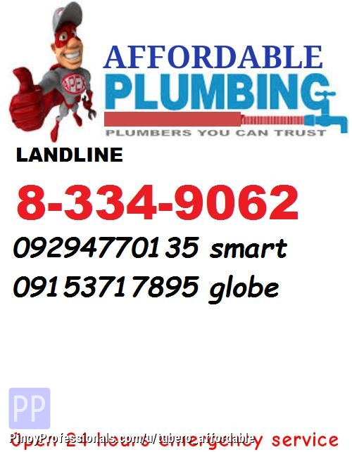 Specialty Services - pasay 24 seven plumbing tubero declogging painting repiping electrical services