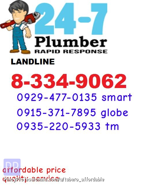 Business and Industrial - paranaque expert in plumbing tubero declogging painting repiping electrical services