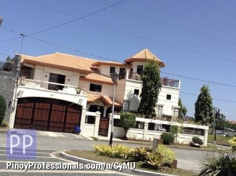 House for Sale - Las Villas de Manila castle house