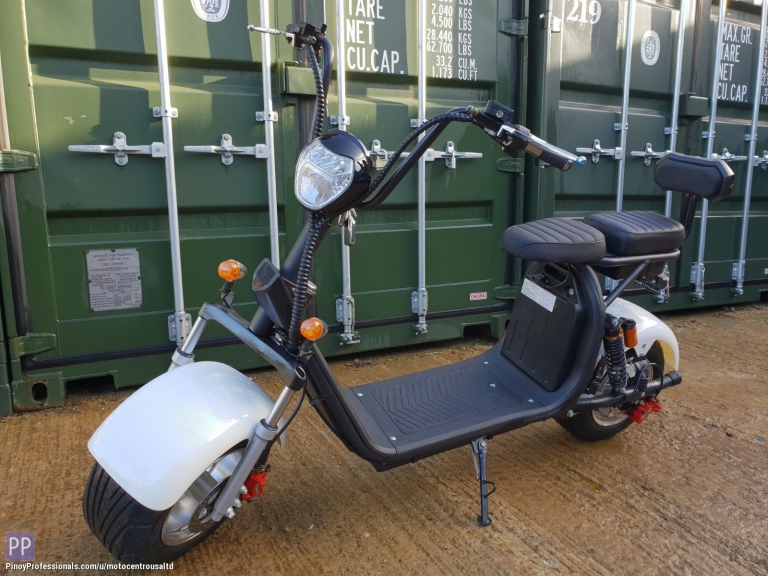 Motorbikes for Sale - 3000w Citycoco electric motor