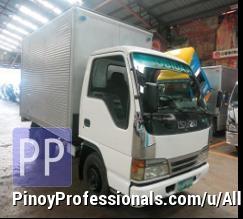 Trucks for Sale - Sobida Isuzu Aluminum Closed Van 4x2 truck 6wheeler 10 footer