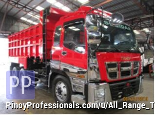Trucks for Sale - Sobida Isuzu Dump truck 6x4 10 wheeler
