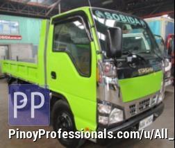 Trucks for Sale - Sobida Isuzu Elf N Series Dump Truck 4x2 6 wheeler