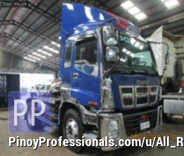 Trucks for Sale - Sobida Isuzu Tractor Head EXD52D3 4x2 6wheeler